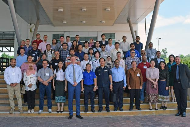 OPCW Member States from Asia Strengthen National Customs Training Programmes