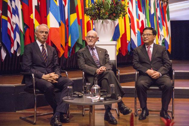 The Winners of the 2019 OPCW-The Hague Award