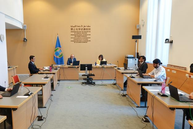 Nineteenth Regional Meeting of National Authorities organised by the Organisation for the Prohibition of Chemical Weapons