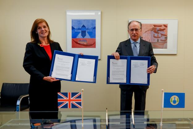 United Kingdom Contributes £1M to Support OPCW's Cyber Resilience and Centre for Chemistry and Technology
