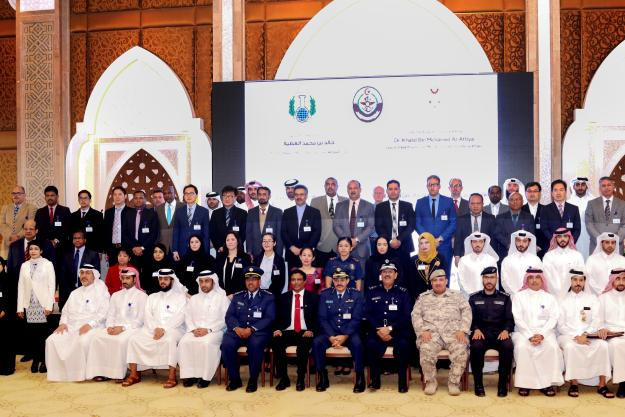 Fifty-three participants represented National Authorities, chemical industry, industry associations, policy makers and academia.