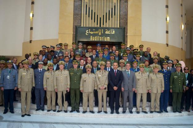 The course was run jointly by the Organisation for the Prohibition of Chemical Weapons (OPCW) and the Algerian National Authority for the Chemical Weapons Convention with the support of the National Institute for Forensic Science and Criminology (INCC), National Gendarmerie, and the Ministry of National Defence of Algeria.