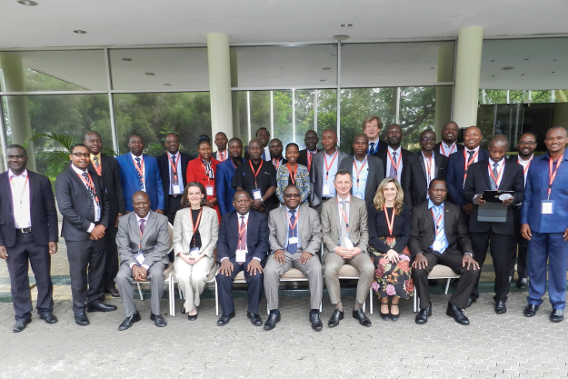 Participants at a Stakeholders Forum in Nairobi, Kenya