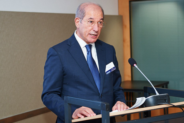 The Director-General of the Organisation for the Prohibition of Chemical Weapons (OPCW), Ambassador Ahmet Üzümcü