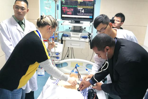 Medical Professionals Develop Skills on Medical Management of Chemical Casualties