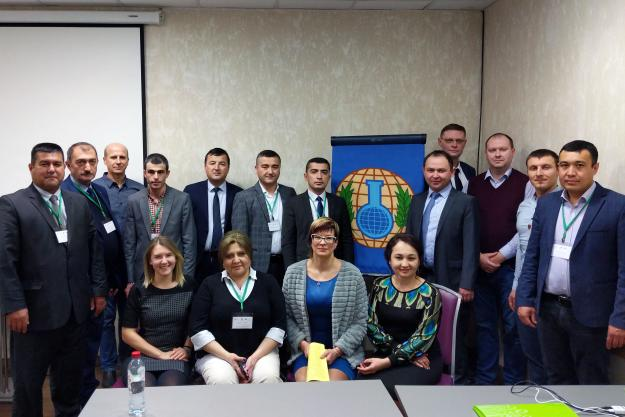 Responsible Care® Programme workshop held in Moscow from 16-20 December 2019