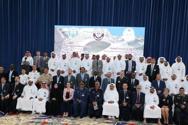Participants at the International Workshop on Chemical Emergency Planning and Preparedness for Major Events