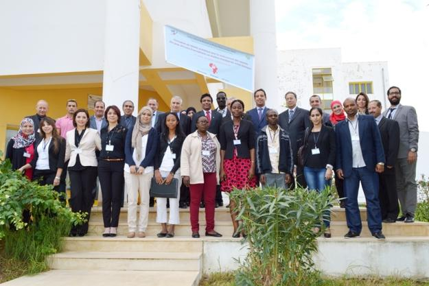 Participants at the Analytical Chemistry Course under the Programme to Strengthen Cooperation with Africa