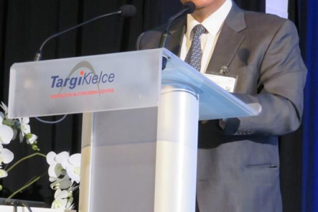 Deputy Director-General Hamid Ali Rao spoke at the  Global Summit on Chemical Safety and Security which was held in Kielce, Poland from 17-19 April 2016.