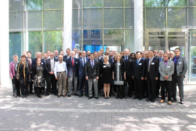 Participants at the Scientific Advisory Board workshop, which was held in in Helsinki, Finland from 20-22 June 2016.