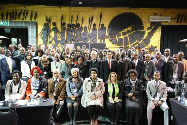 National Authorities and Educators from Africa  Partner to Improve Implementation of the Convention