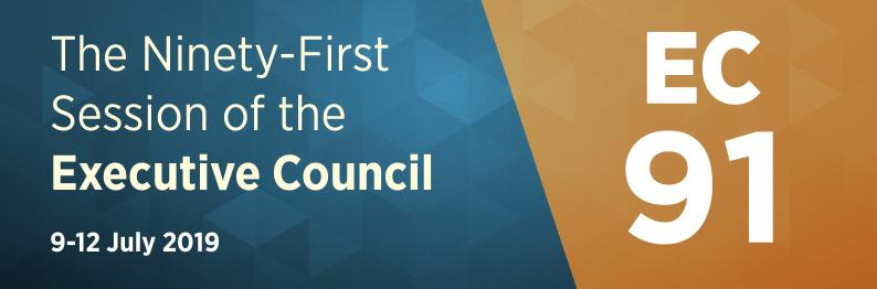 Ninety-First Session of the Executive Council