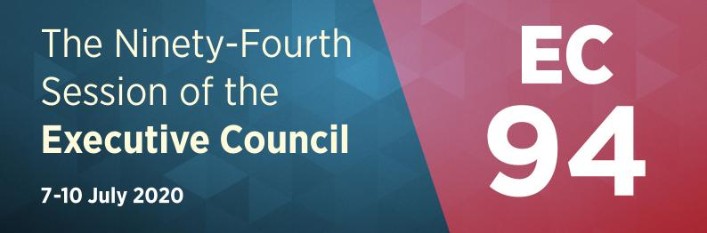 The 94th Session of the Executive Council