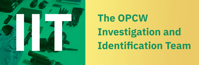 IIT — The OPCW Investigation and Identification Team