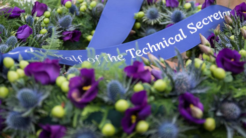 OPCW Pays Tribute to All Victims of Chemical Warfare at Remembrance Day