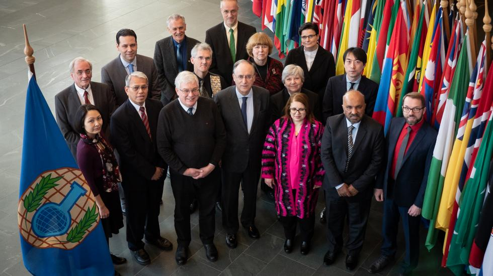 The OPCW Advisory Board on Education and Outreach (ABEO)