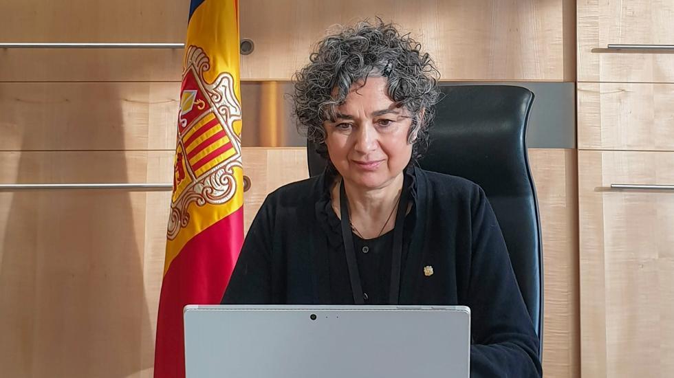 H.E. Mrs Esther Rabasa Grau, Permanent Representative of Andorra to the OPCW