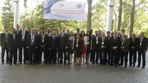 Participants at the 15th Annual Workshop to Coordinate Assistance and Protection held in Antalya, Turkey.