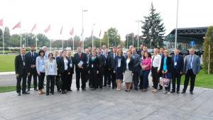 Participants at the Regional Training Course on the Technical Aspects of the Transfers Regime of the CWC, which was held in Serbia from 8 to 11 September 2015.