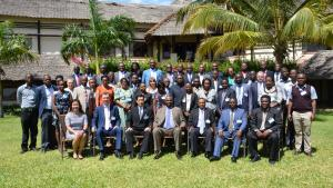 Participants from the Stakeholders Forum on the Adoption of National Implementing Legislation