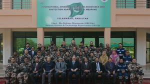 Participants at the 6th International Advanced Course on Assistance and Protection against Chemical Weapons