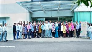 Participants at the Workshop on Needs Assessment and Best Practices on Integrated Chemical Management in Jakarta