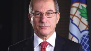 The Director-General of the Organisation for the Prohibition of Chemical Weapons (OPCW), Ambassador Ahmet Üzümcü.