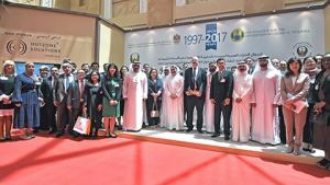 Participants at the 15th Regional Meeting held in Dubai