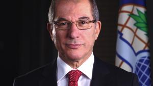 The Director-General of the OPCW, Ambassador Ahmet Üzümcü