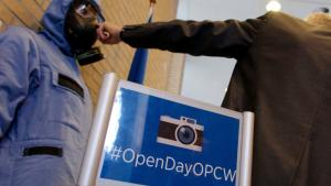 OPCW Welcomes the Public and Media for Annual International Open Day