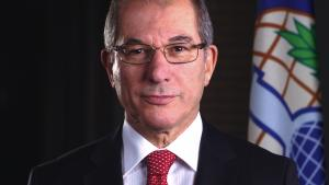 The Director-General of OPCW, Ambassador Ahmet Üzümcü