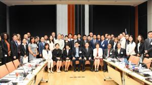 Participants at a Sub-regional Stakeholders Forum for Advancing CWC National Implementation and Regional Cooperation in Southeast Asia in Bangkok