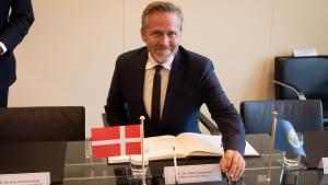 Minister of Foreign Affairs of the Kingdom of Denmark, H.E. Mr Anders Samuelsen