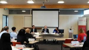 OPCW Director-General Shares Vision for Addressing WMD Challenges at Asser Institute Training
