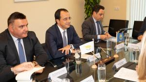 Minister of Foreign Affairs of Cyprus Visits OPCW
