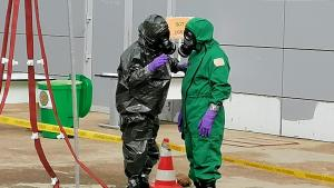 Experts from African Countries Acquire Specialised Skills in Sampling and Analysis of Highly Toxic Chemicals