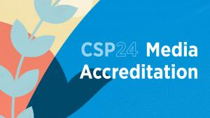 Media Accreditation Opens for the 24th Conference of the States Parties