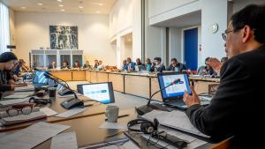 Global Stakeholders Forum held in The Hague from 3 to 5 December 2019
