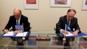 Greece Contributes €30,000 to Future OPCW Centre for Chemistry and Technology