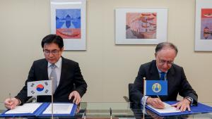 Republic of Korea Contributes €100,000 to Future OPCW Centre for Chemistry and Technology, €20,000 to Peaceful Use of Chemistry Workshop