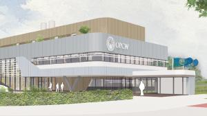 OPCW ChemTech Centre Architect's Rendering