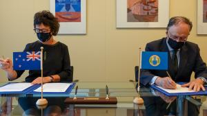 New Zealand contributes €100,000 to future OPCW Centre for Chemistry and Technology