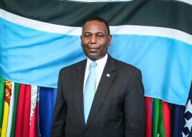 H.E. Mr Samuel Otsile Outlule