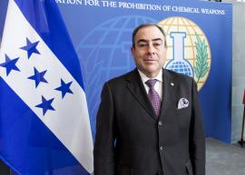 H.E. Mr Roberto Ochoa Madrid