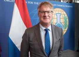 H.E. Mr Paul van den IJssel